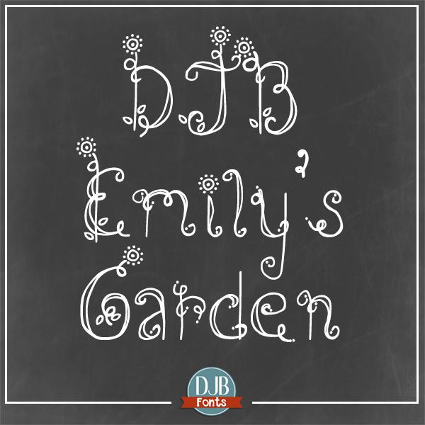 DJB Emily's Garden
