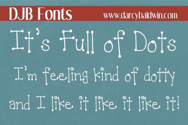 DJBFonts-ItsFullofDots3