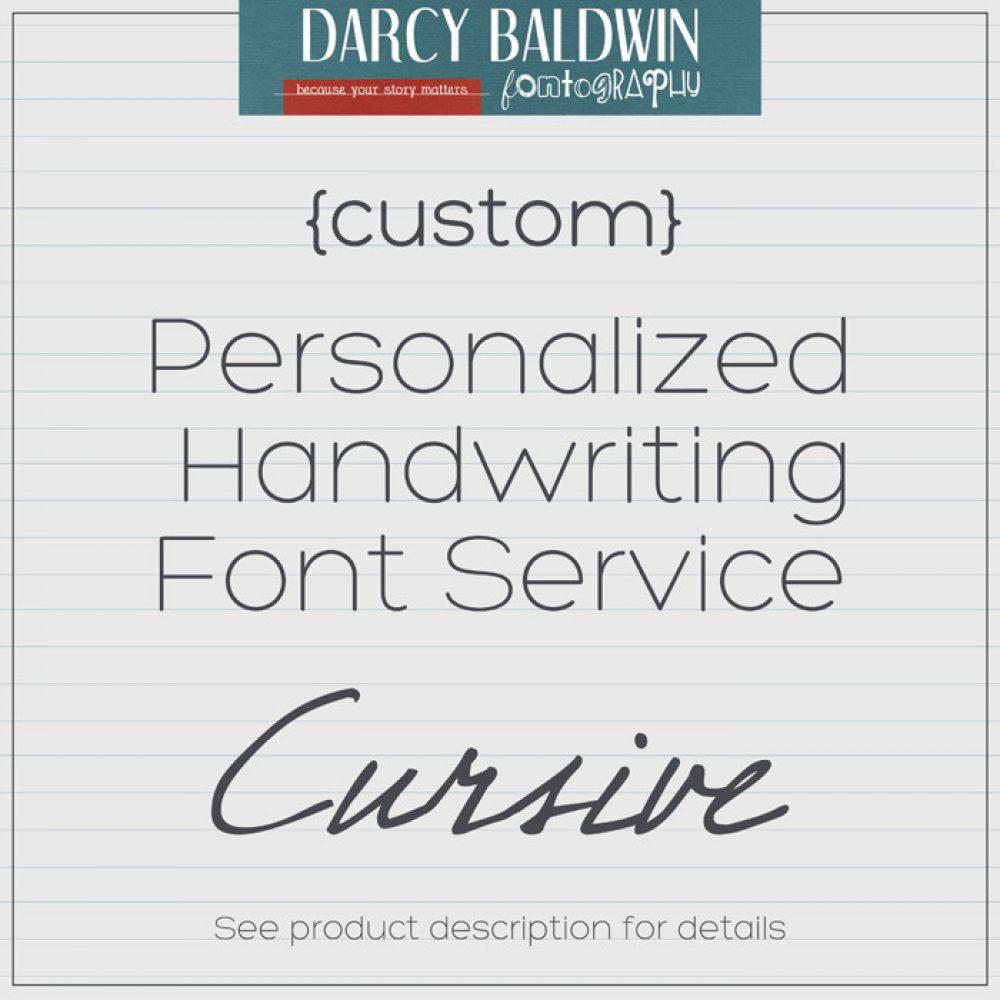 custom personal writing