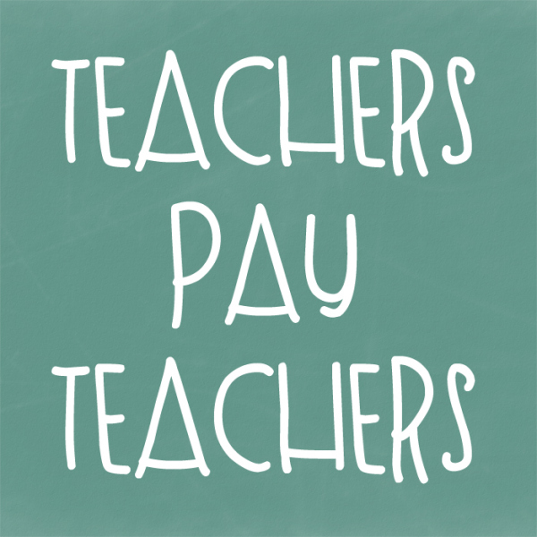 DJB Fonts can now be found at Teachers Pay Teachers #TpT.
