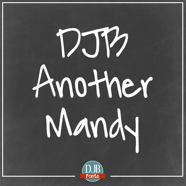 DJB Another Mandy