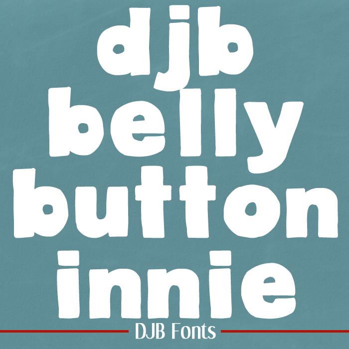 DJB Belly Button Innie