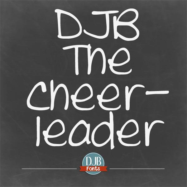 DJB The Cheerleader