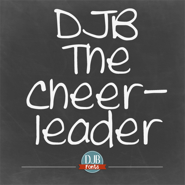 DJB The Cheerleader