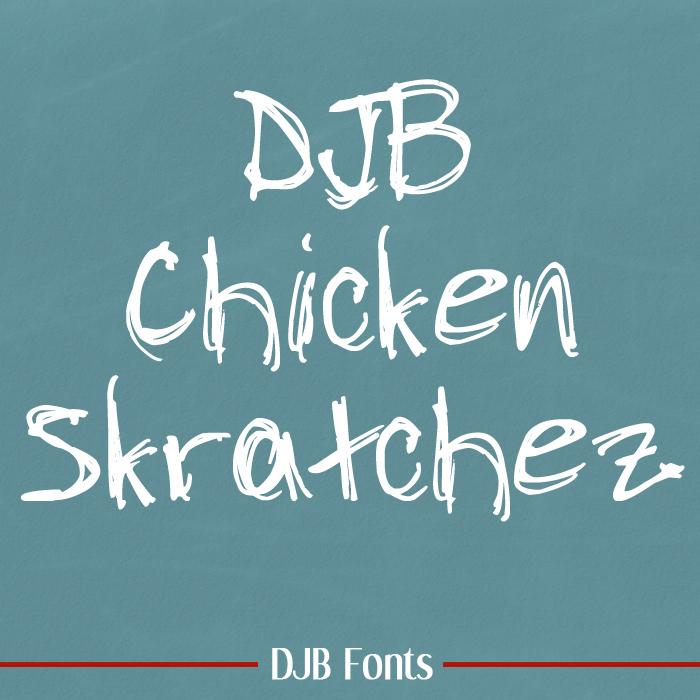 DJB Chicken Skratchez