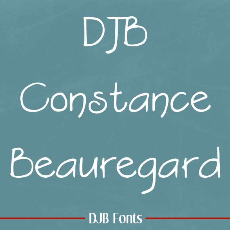 DJB Constance Beauregard