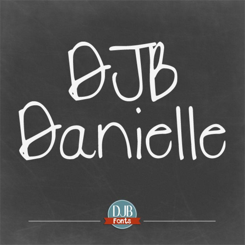 DJB Danielle Font