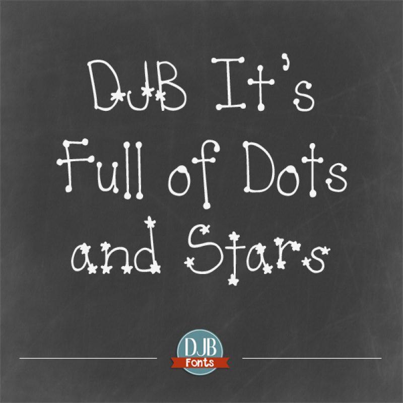 DJB It's Full of Dots & Stars