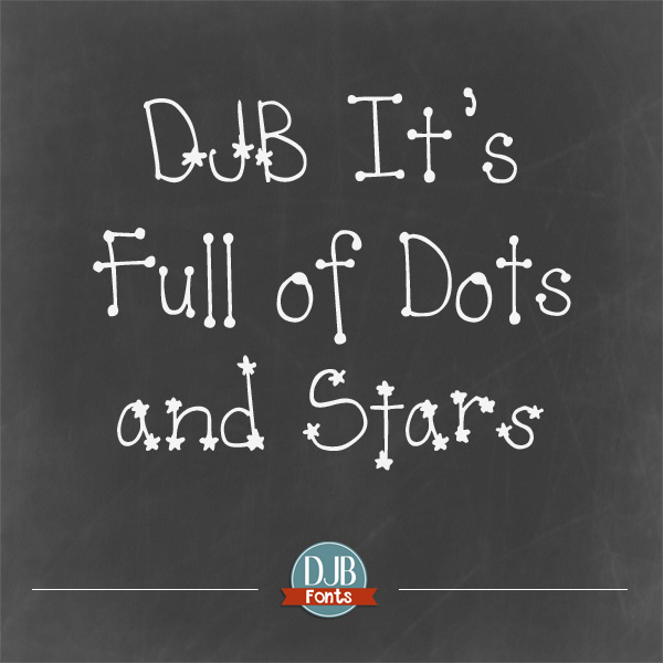 DJB It's Full of Dots & Stars