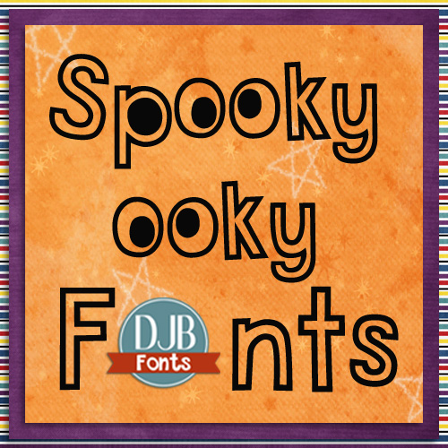 Spooky Ooky Fonts