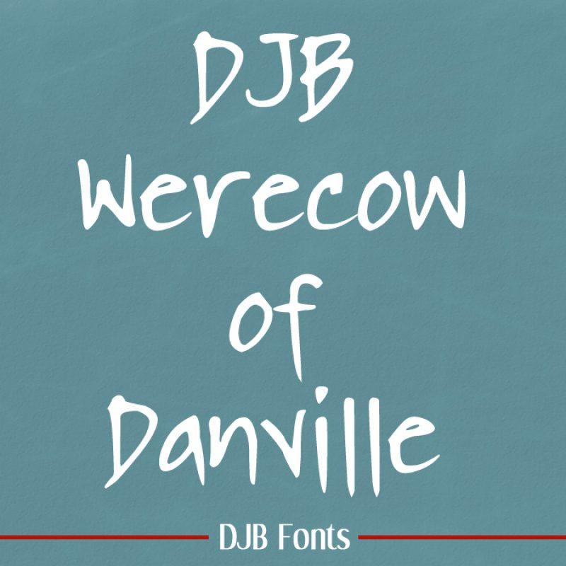 DJB Werecow of Danville