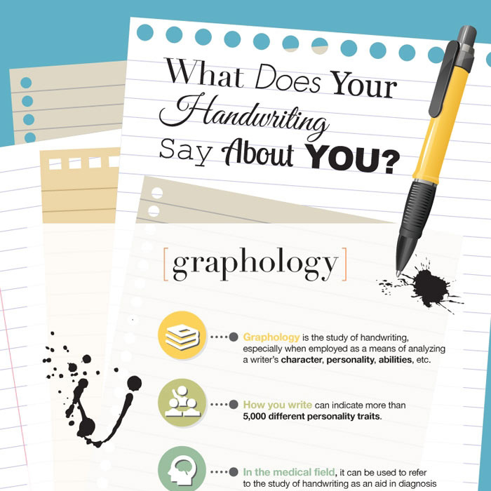 DJB Fonts - What does your handwriting say about you?